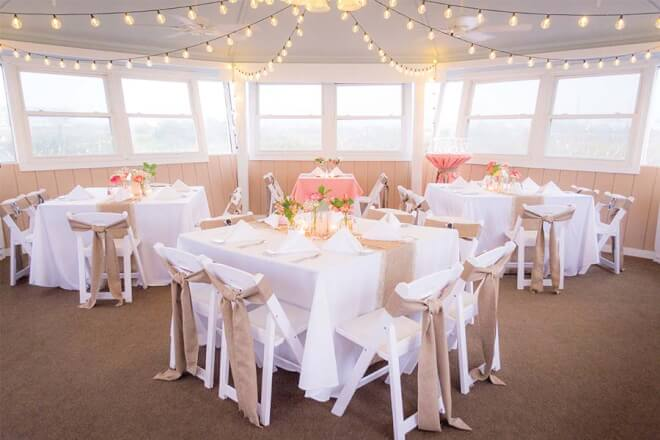 Sugar Creek Wedding Ceremony Site